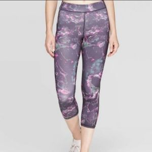 NWT C9 by Champion Running Capris Size XS